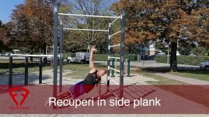 recuperi in side plank