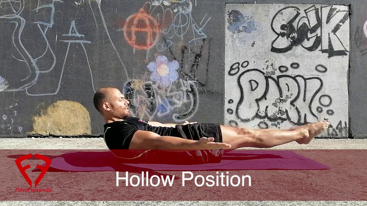 hollow position calisthenics