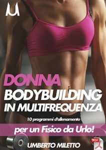 bodybuilding donna multifrequenza