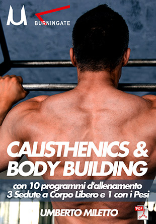 calisthenics e bodybuilding