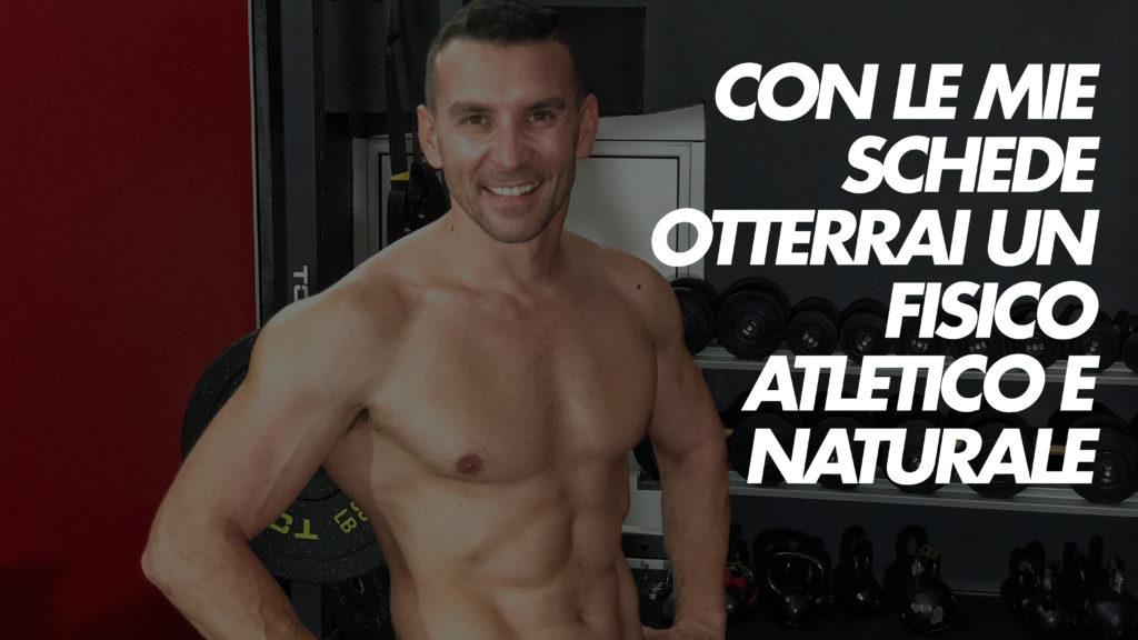 massa a corpo libero fisico naturale