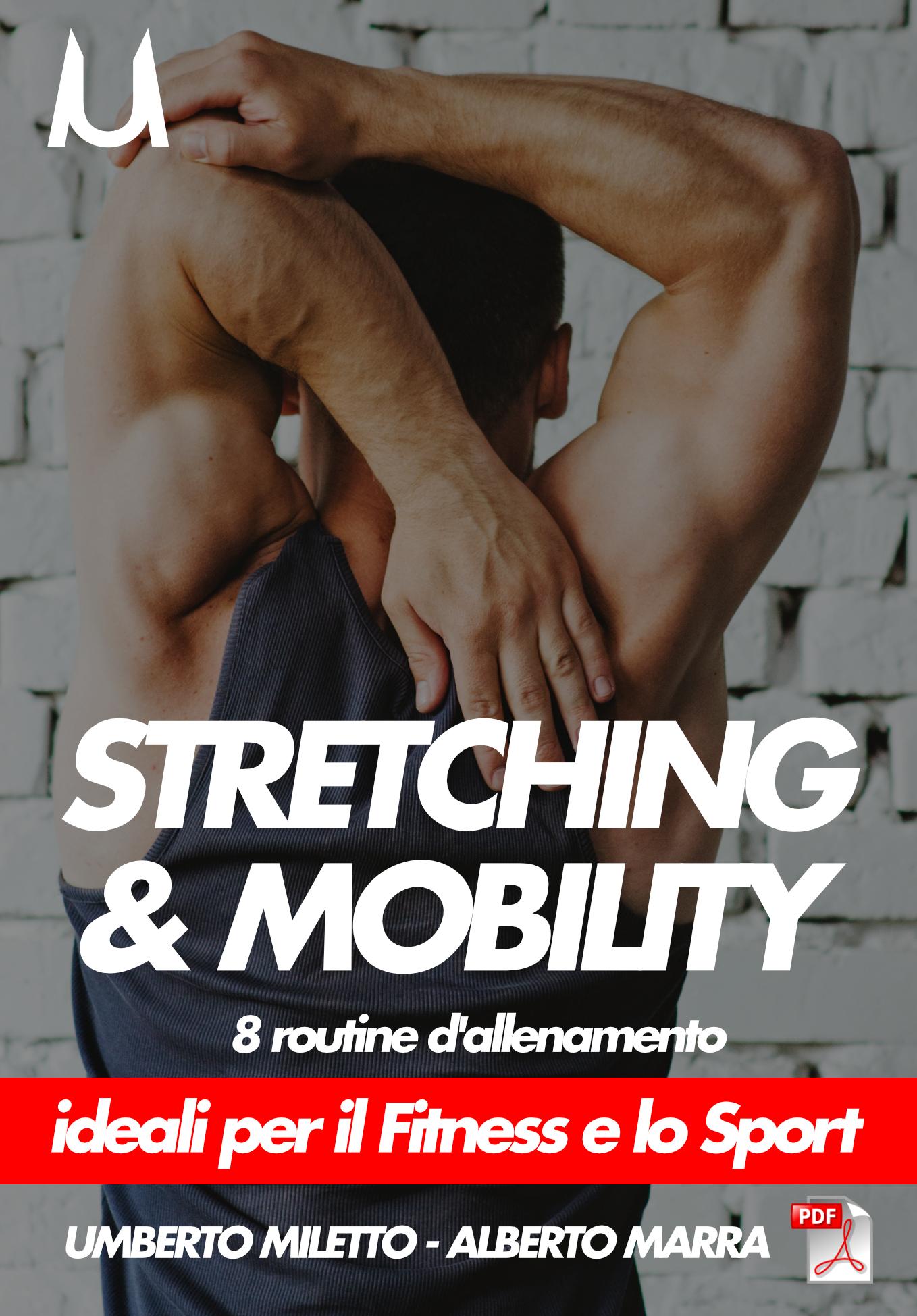 stretching e mobility libro