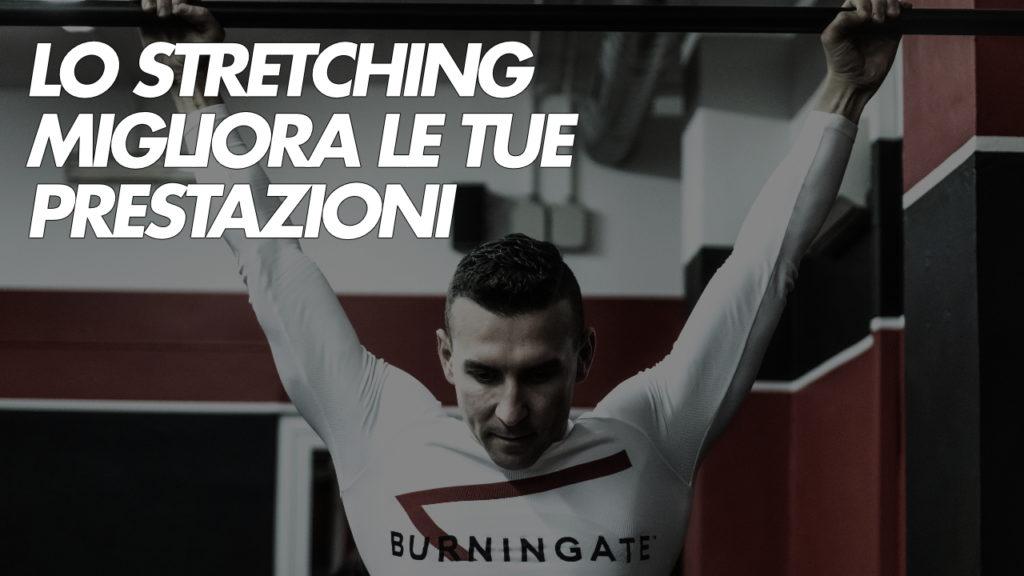 stretching prestazioni nello sport