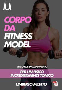 corpo da fitness model ebook miletto