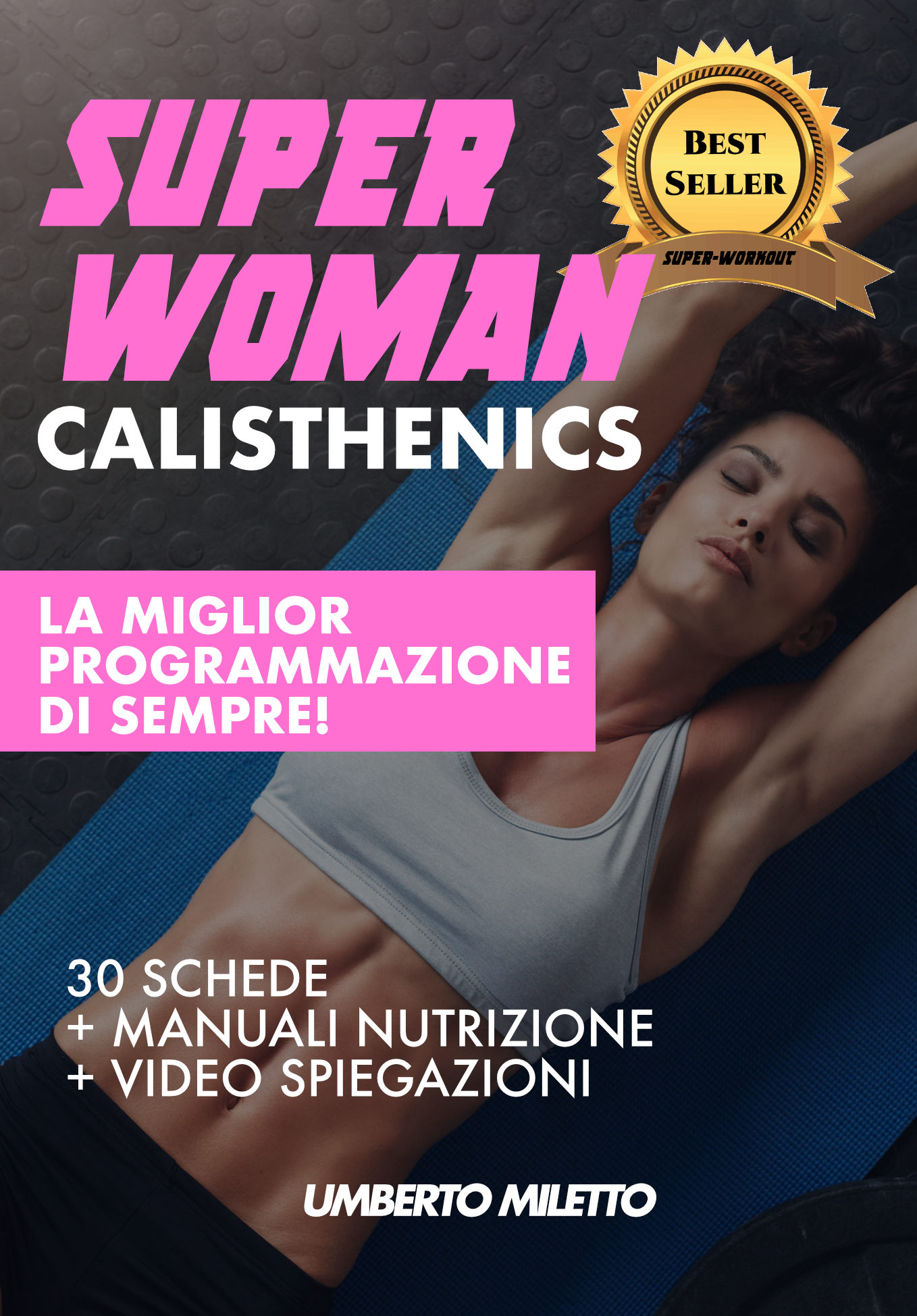 superwoman palestra