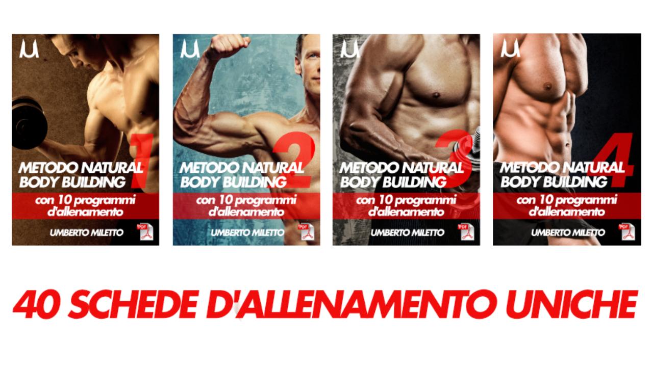metodo 1 2 3 4 bodybuilding